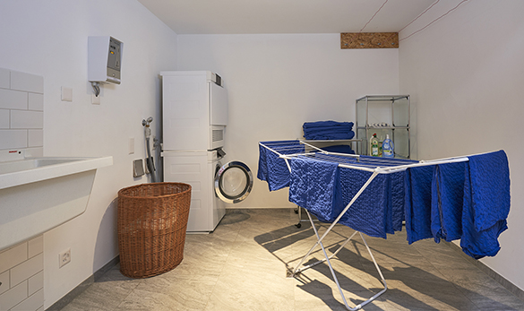 Chalet Turbina Zermatt Laundry