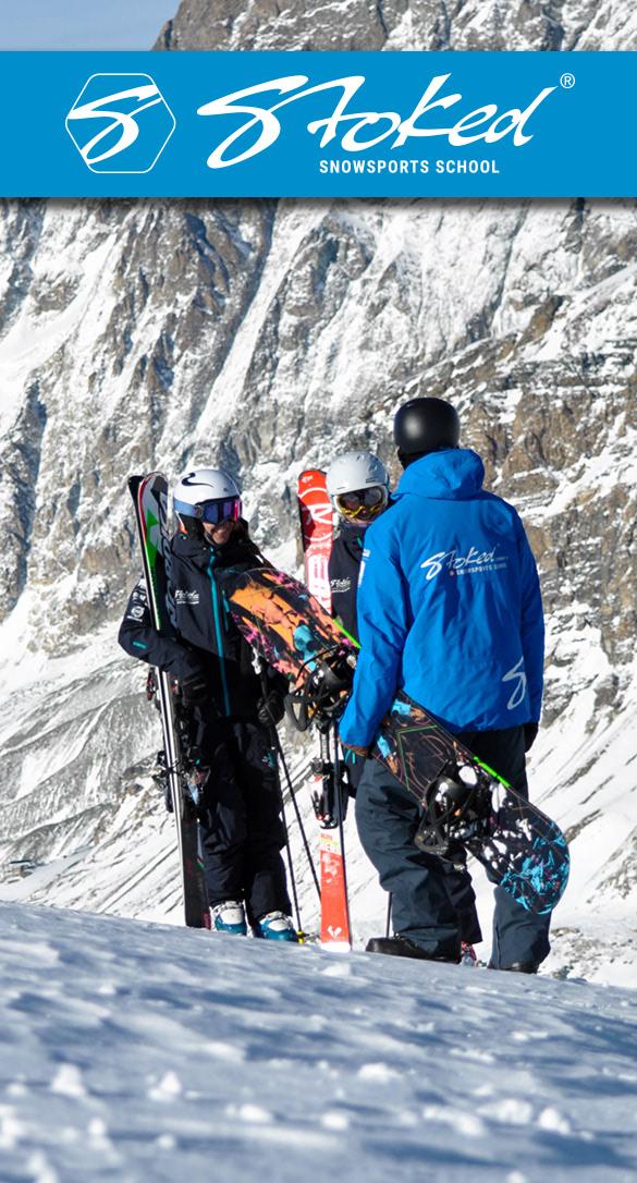 Stoked Snowsports Zermatt